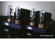 KR AUDIO Kronzilla DX II 100 後級放大器