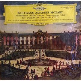 CLEARAUDIO SLPM 139463 黑膠唱片 (Violinkonzerte Nr. 4 D-dur KV 218 - Nr. 5 A-dur KV 219)