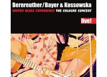 CLEARAUDIO CD 43049 雷射唱片 (BERNREUTHER / BAYER & KOSSOWSKA THE COLOGNE CONCERT)
