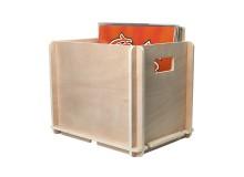 GK-R35A 木製LP唱片存儲箱