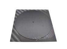 CARBON LP MAT 碳纖唱片墊