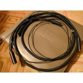 ARGENTO AUDIO FLOW RCA / XLR PHONO 唱臂線