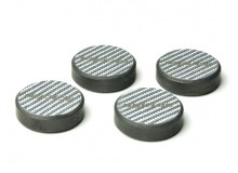 Oyaide INS-CF电之皇者碳纤维垫 (1套4粒)