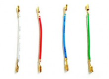 Cartridge Lead Wire Set-GOLD AS-02G 唱頭線