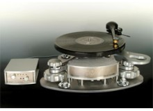EAR MASTER DISK Turntable