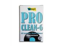 PRO CLEAN-6 黑膠洗碟水