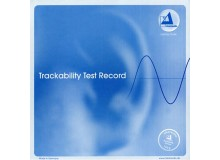 CLEARAUDIO LPT83063 黑膠唱片 (Clearaudio Trackability Test Record)