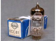 Mullard ECC81 真空管
