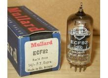 Mullard ECF82 真空管