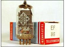 Telefunken EF86 真空管